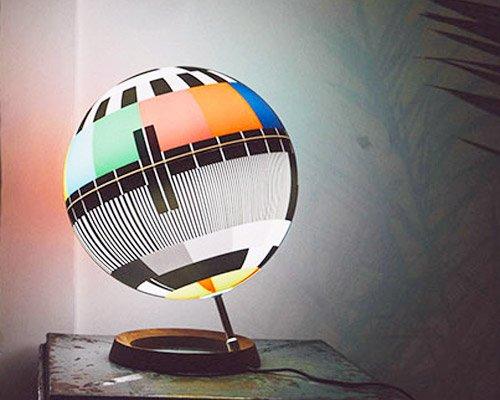 world globe design | designboom.c