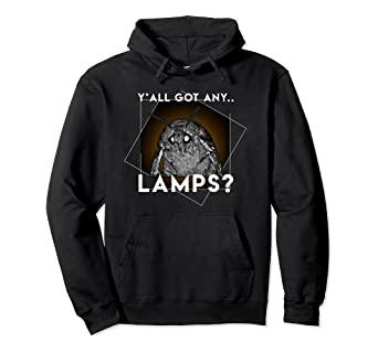 Amazon.com: Moth Meme Funny Lamp Pullover Hoodie: Clothi