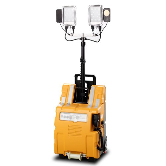 China Mobile Light Tower with 2*30W Working Lamp - China Mobile .