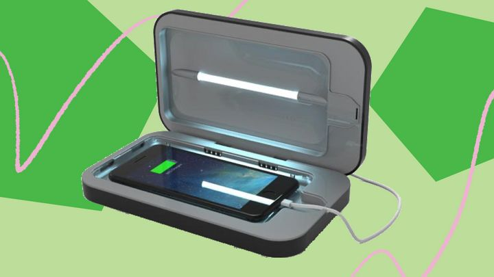 PhoneSoap Review: Does This UV-Light Phone Sanitizer Device .