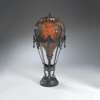 Hot Air Balloon Lamp - Ideas on Fot