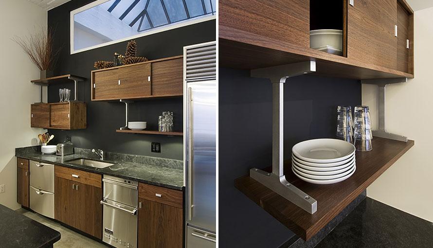 Custom Kitchen Cabinets as Fine Furniture - Infusion Furnitu