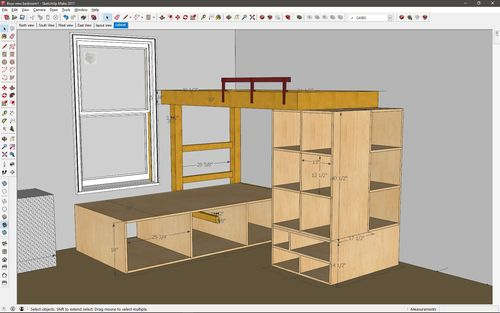 Question on structural strength of 3/4 plywood, weight bearing .