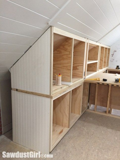 Add Beadboard Paneling to Cabinet Sides - Sawdust Girl® | Bedroom .