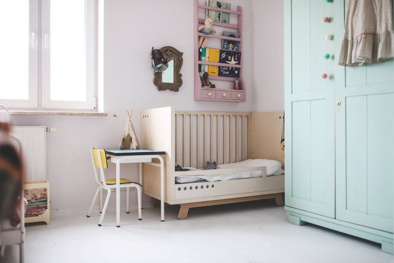 A Lovely Shared Room for Three Girls - Petit & Small | Shared room .