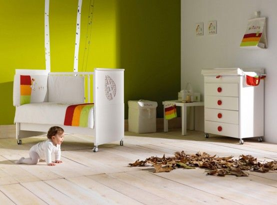 Lovely Baby Nursery Furniture By Cambrass | Modern baby room, Baby .