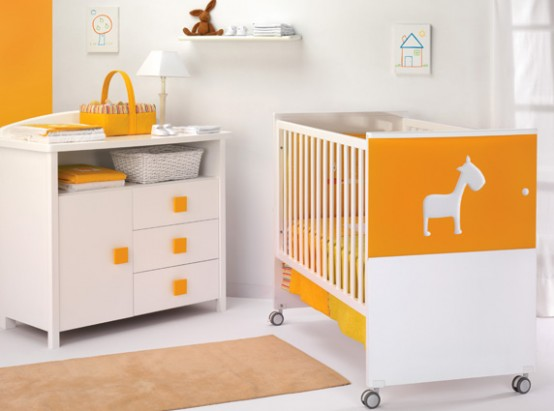 Lovely Baby Nursery Furniture By Cambrass - DigsDi