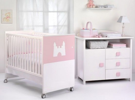Lovely Baby Nursery Furniture By Cambrass | DigsDigs | Baby .