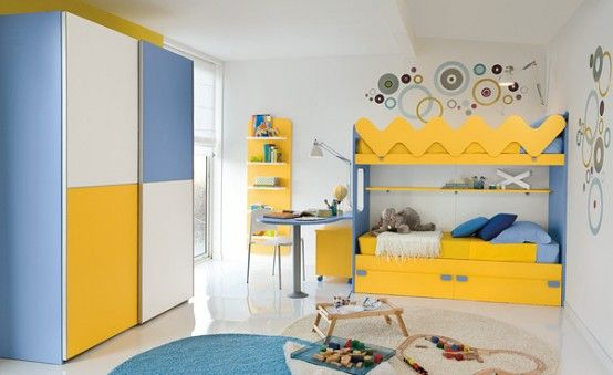 50 Lovely Children Bedroom Design Ideas | Kinderzimmer dekor .