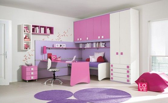 50 Lovely Children Bedroom Design Ideas | Modern kids bedroom .