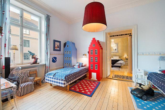 45 Vibrant and Lovely Kids Bedroom Desig