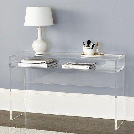 49 Adorable Modern Room Lucite Acrylic Furniture Ideas | Acrylic .