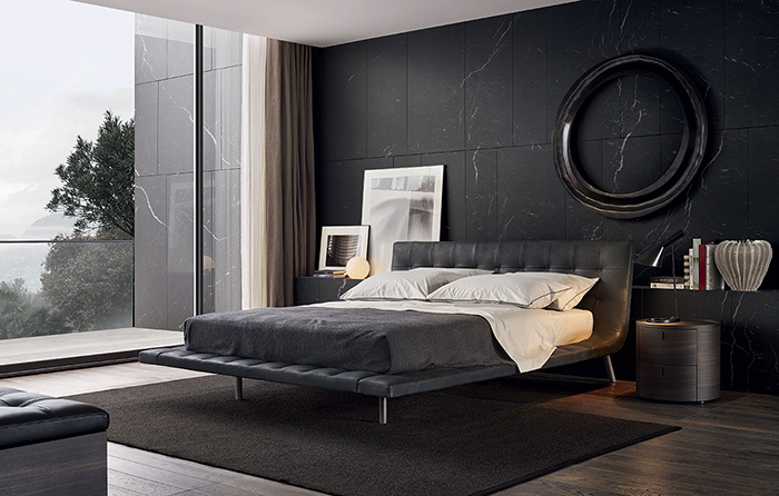 Luxurious And Functional Polifrom Bed Collection - DigsDi