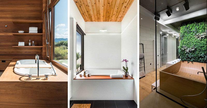 Bathroom Design Idea - Create a Luxurious Spa-Like Bathroom At Ho