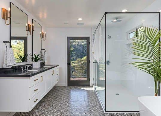 How To Create A Spa Like Bathroom - 21 Spa Bathroom Ideas - Bob Vi