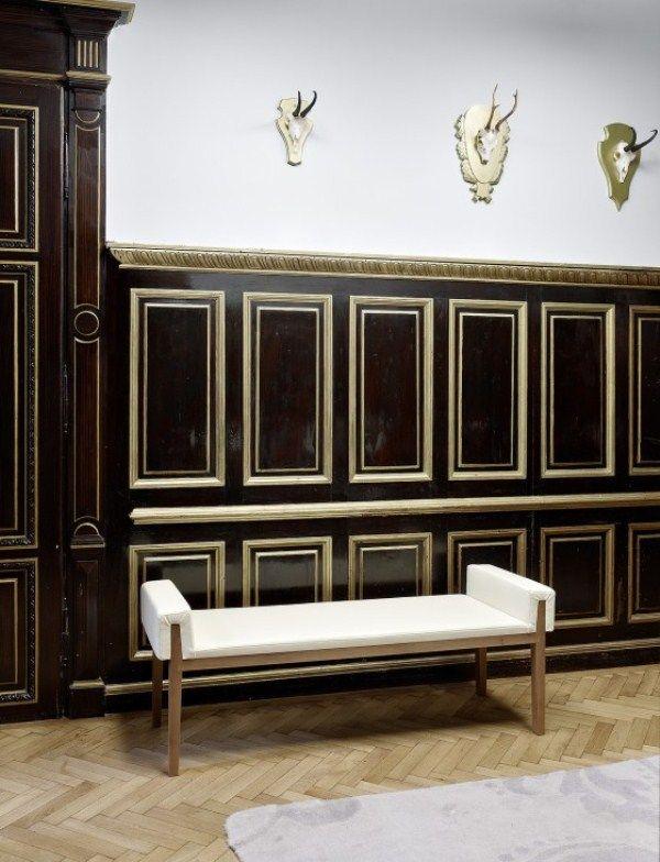 Luxurious Gentlemen's Office In Victorian Style   Interior, Office .