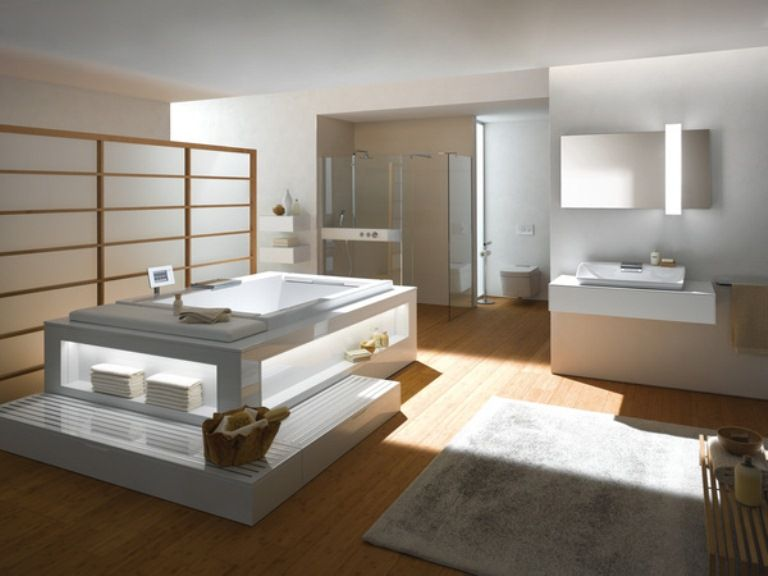 Luxury Bathroom Collection In Minimalist Style by TOTO   Bathroom .