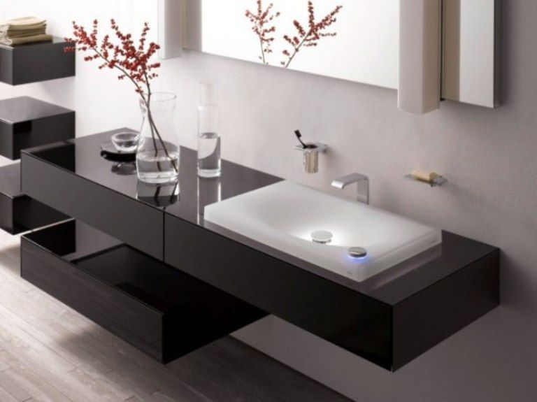 Luxury Bathroom Collection In Minimalist Style by TOTO   Modern .