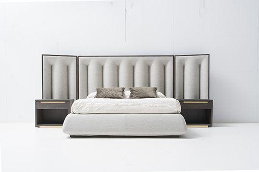 INTERI VISION bedroom by Michelle Mantovani for MOBIL FRESNO in .