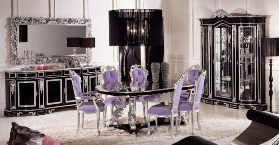 Luxury Classic Dining Room Furniture by Modenese Gastone - DigsDi