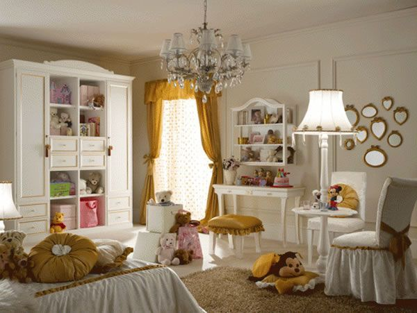 Girls Bedroom Design Ideas by Pm4, Pampered in Luxury   Girl .
