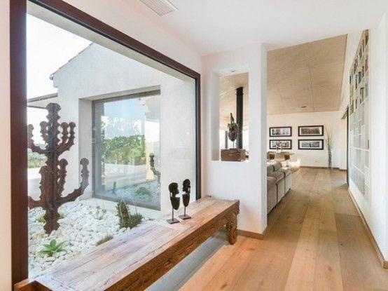 Mallorca House With Open And Light Interiors   Casas familiares .