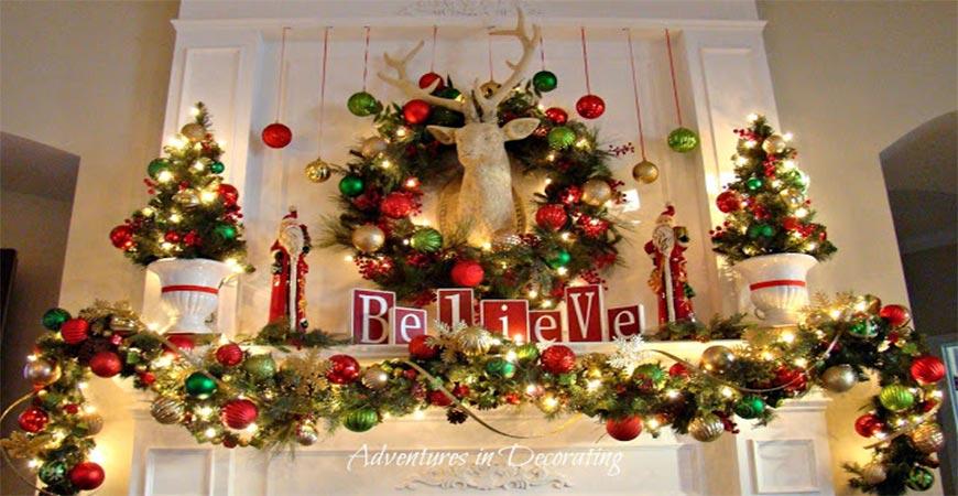 Ask Wet & Forget DIY Mantel Christmas Decoration Ideas | Ask Wet .