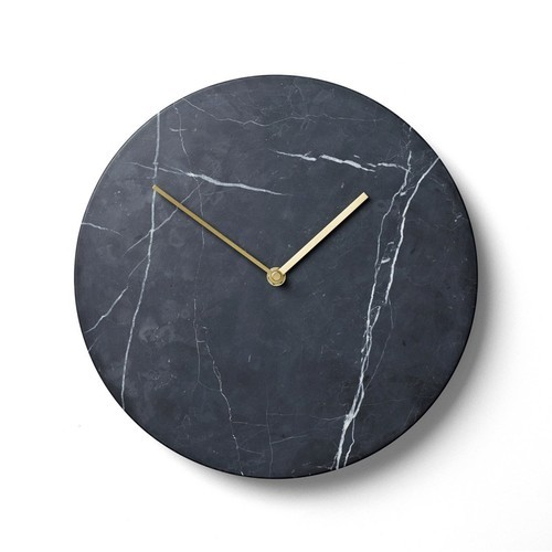 Black Marble Clocks, Rs 200 /piece Tag   ID: 126260378