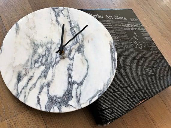 Marble Clock   Et