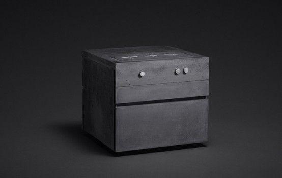 Masculine style Modular Kitchen | Kitchen furniture design .