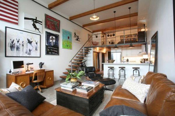 70 Bachelor Pad Living Room Ideas | Bachelor pad living room .