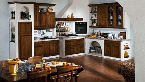 10 More Beautiful Kitchen Designs | Simple kitchen design, Classic .