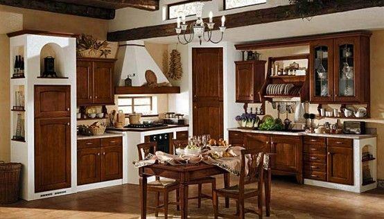 Masonry Kitchen Designs by Arrex | Elegant kitchens, Kitchen .
