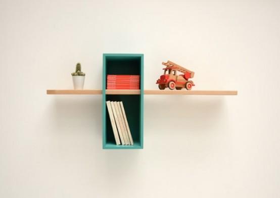 Max Shelves: A Reinterpretation Of A Mid-Century Bookcase - DigsDi