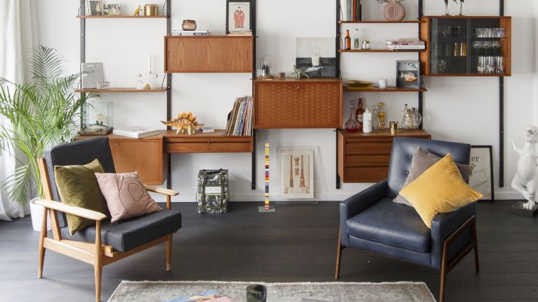 How to create a Mid-century-inspired living room | Real Hom