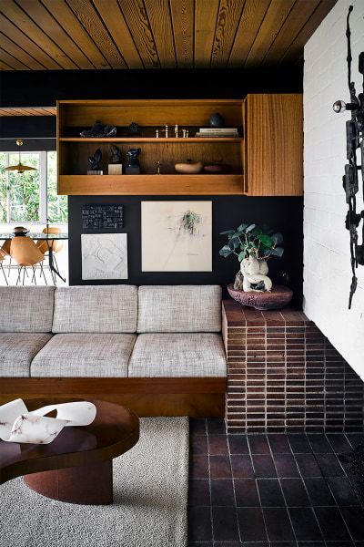 "Arc Dome 14"" in 2020 | Mid century modern interiors, Mid-century ."