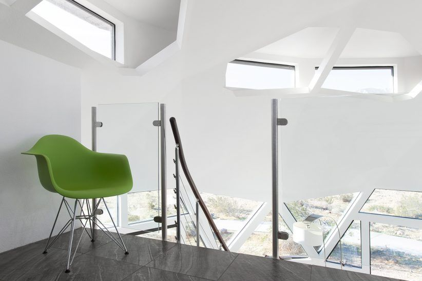 Dome House by Pavlina Williams | Dome house, Molded chair .