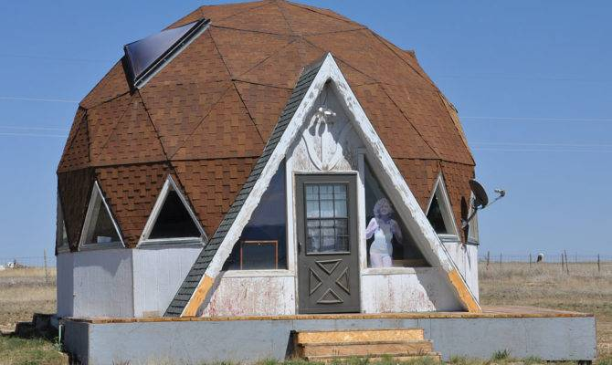 New Mexico Mid Century Modern Domes Roadsidearchitecture - House .