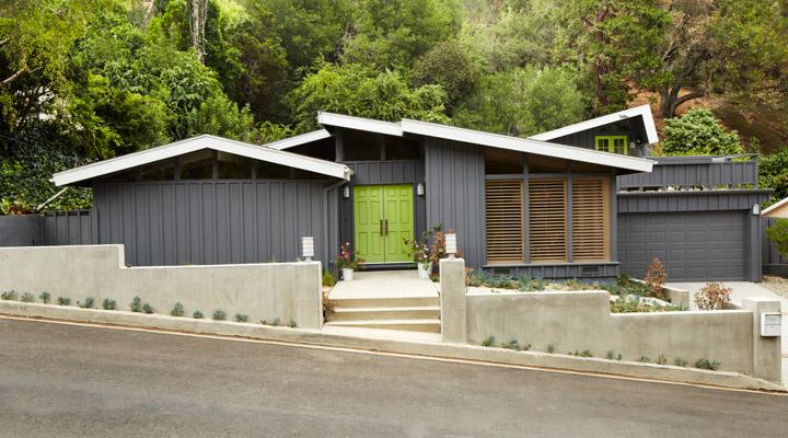 Mid Century Ranch Exterior Colo