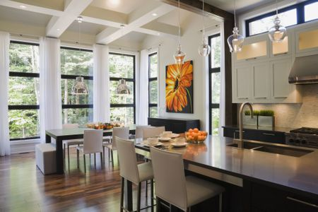 The Open Floor Plan: History, Pros and Co