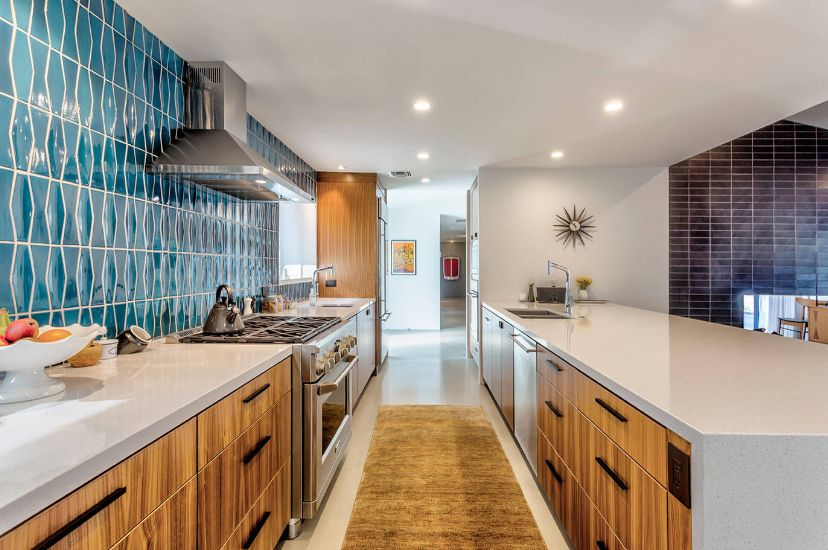 15 Elements to Give Your Kitchen an Incredible Mid-Century Modern .