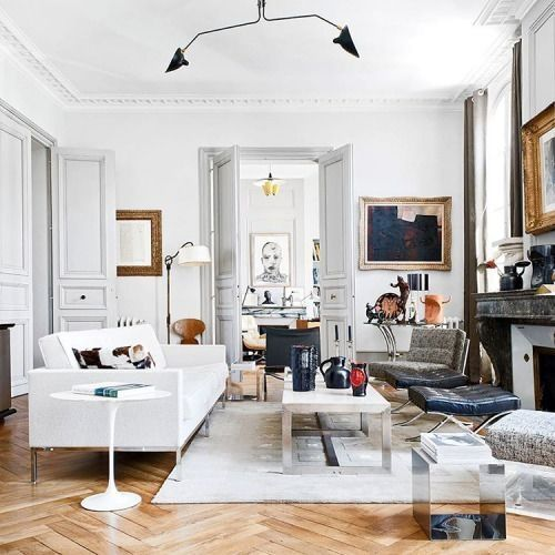 39 Mid-Century Modern Apartment Interior Design Ideas - Homiku.com .