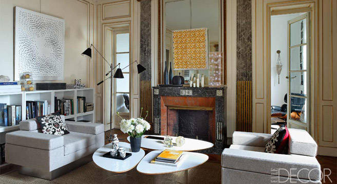 paris apartment | From French Country to Paris Ch