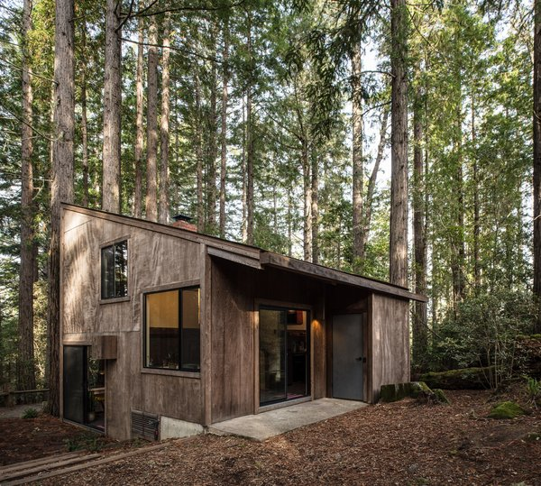 A Midcentury Cabin at California's Sea Ranch Gets a Glowing .