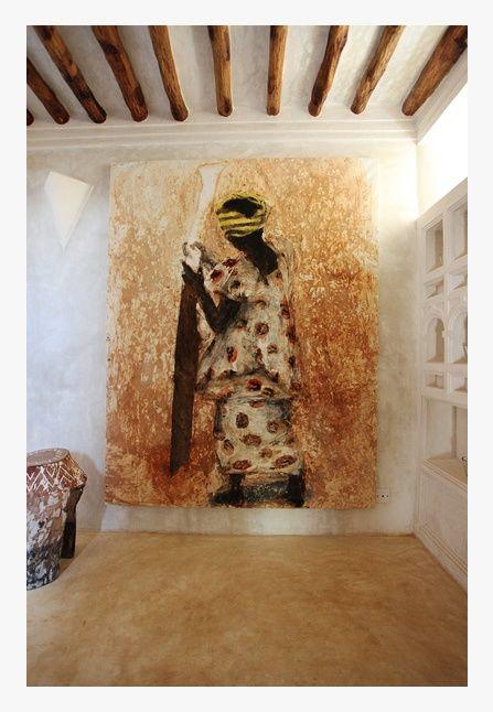 COLOSSAL art | Home Decor | Minimalist house design, African .