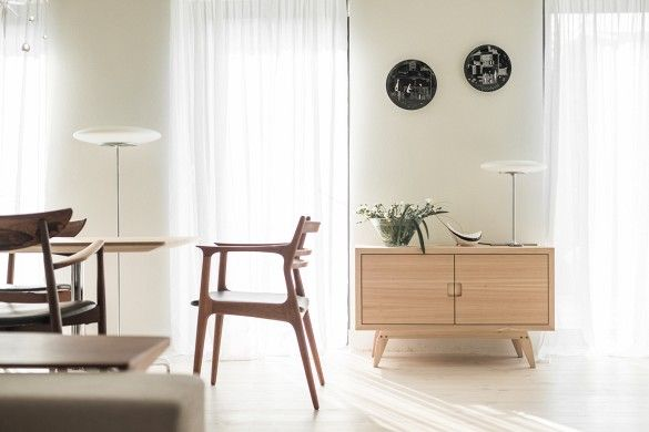 Tour a Modern Scandinavian Remodel Boasting Clean Lines and .