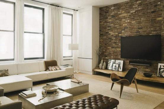 minimalist loft design Archives - DigsDi