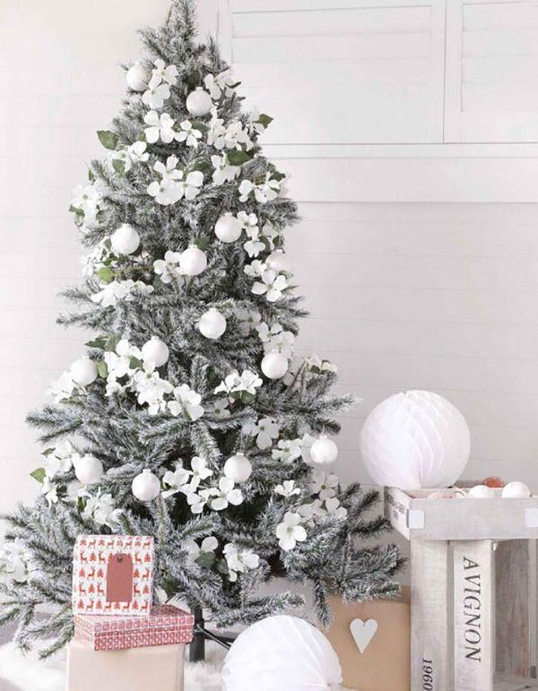 Top Minimalist And Modern Christmas Tree Decor Ideas | Modern .