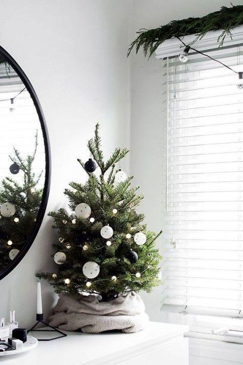 Simple Minimalist Christmas Decor Ideas – styleheap.com in 2020 .