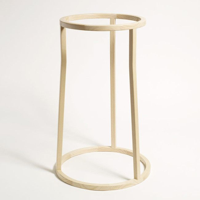 London Design Week: A Minimalist Clothes Horse by James Smith .